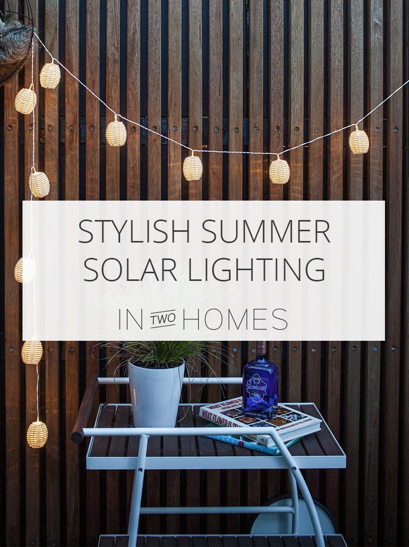 Stylish Solar Summer Lighting Pin