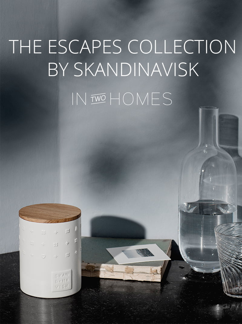 Escapes Collection by Scandinavisk