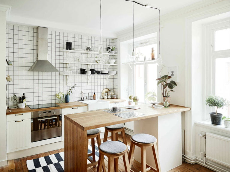 Scandinavian Kitchen Tips