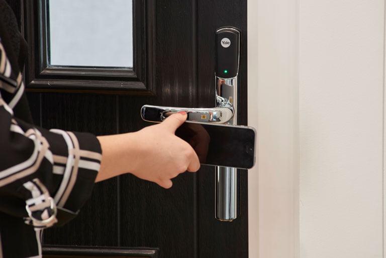 Anglian Conexis Door Lock