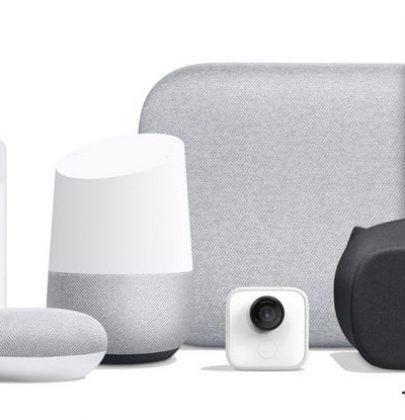 New Google smart home tech