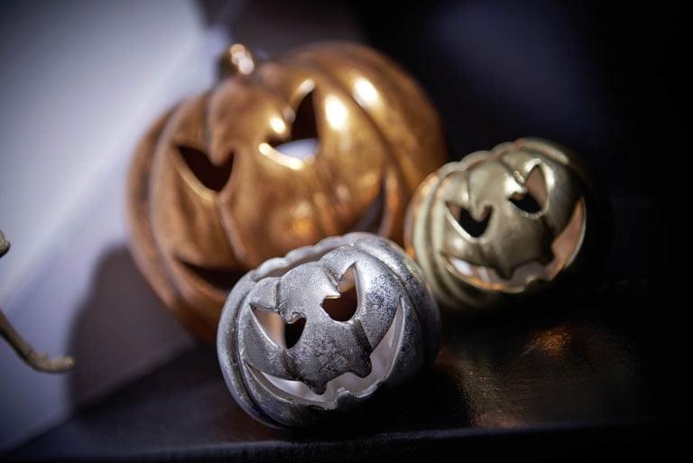 Wilko Halloween Pumplins | In Two Homes