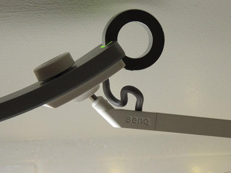 BenQ E-Reading Desk Lamp - Control