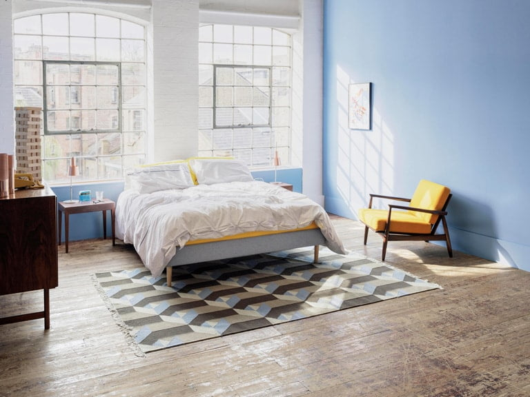 The eve Mattress by eve Sleep - Comfy mattress to order online | Winter Hygge Essentials - In Two Homes