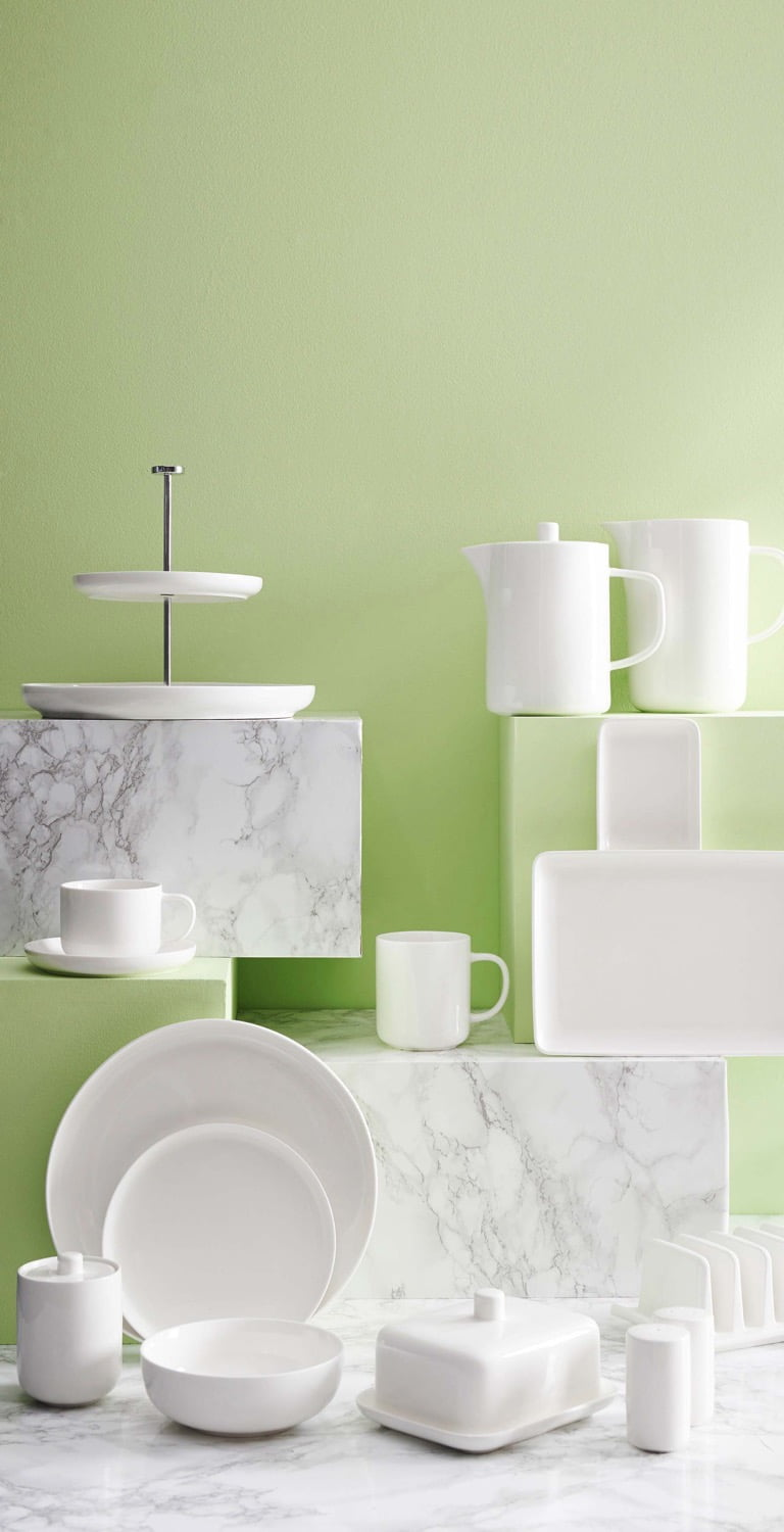 Wilko White Kitchen Collection | In Two Homes SS18 Favourites