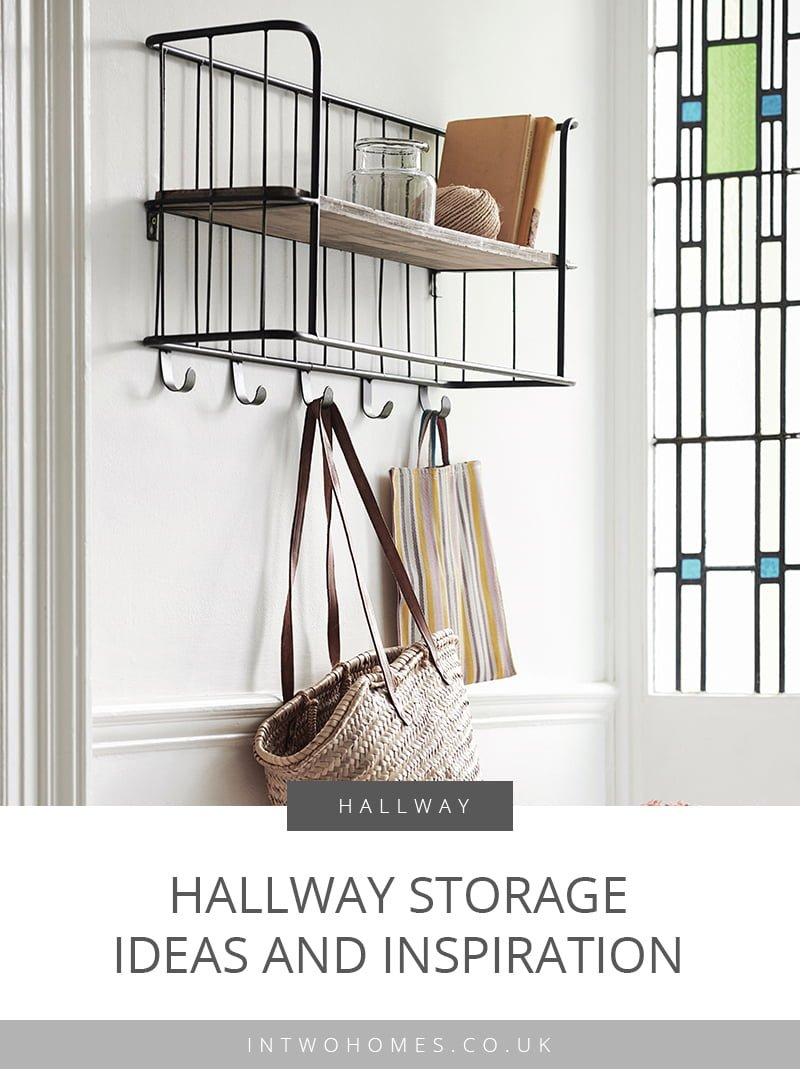 Hallway Storage Ideas and Inspiration