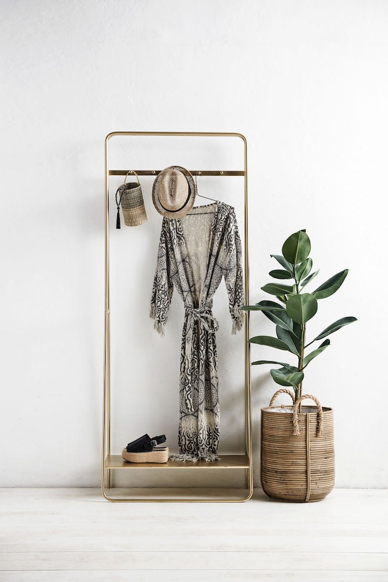 Home Lust Concept Store Gold Coat Racks