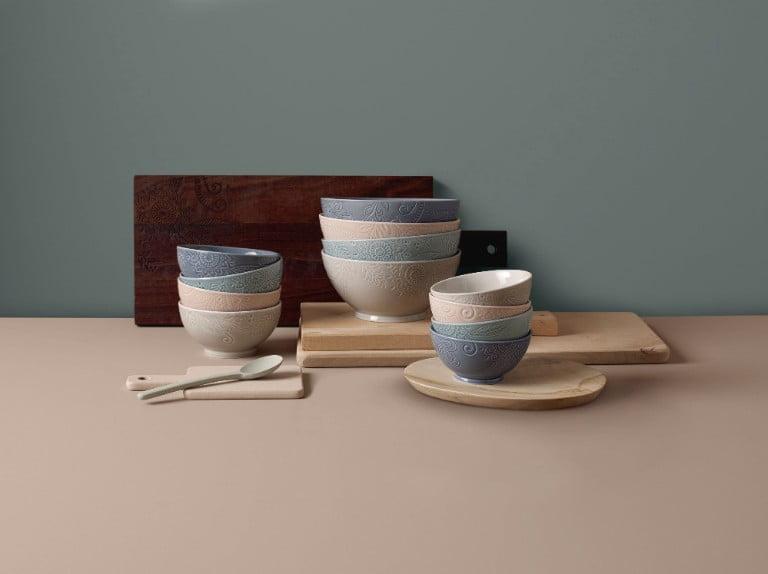 monsoon dinnerware plates bowls