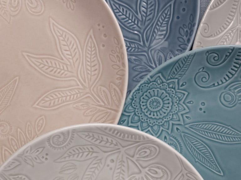 monsoon dinnerware plates