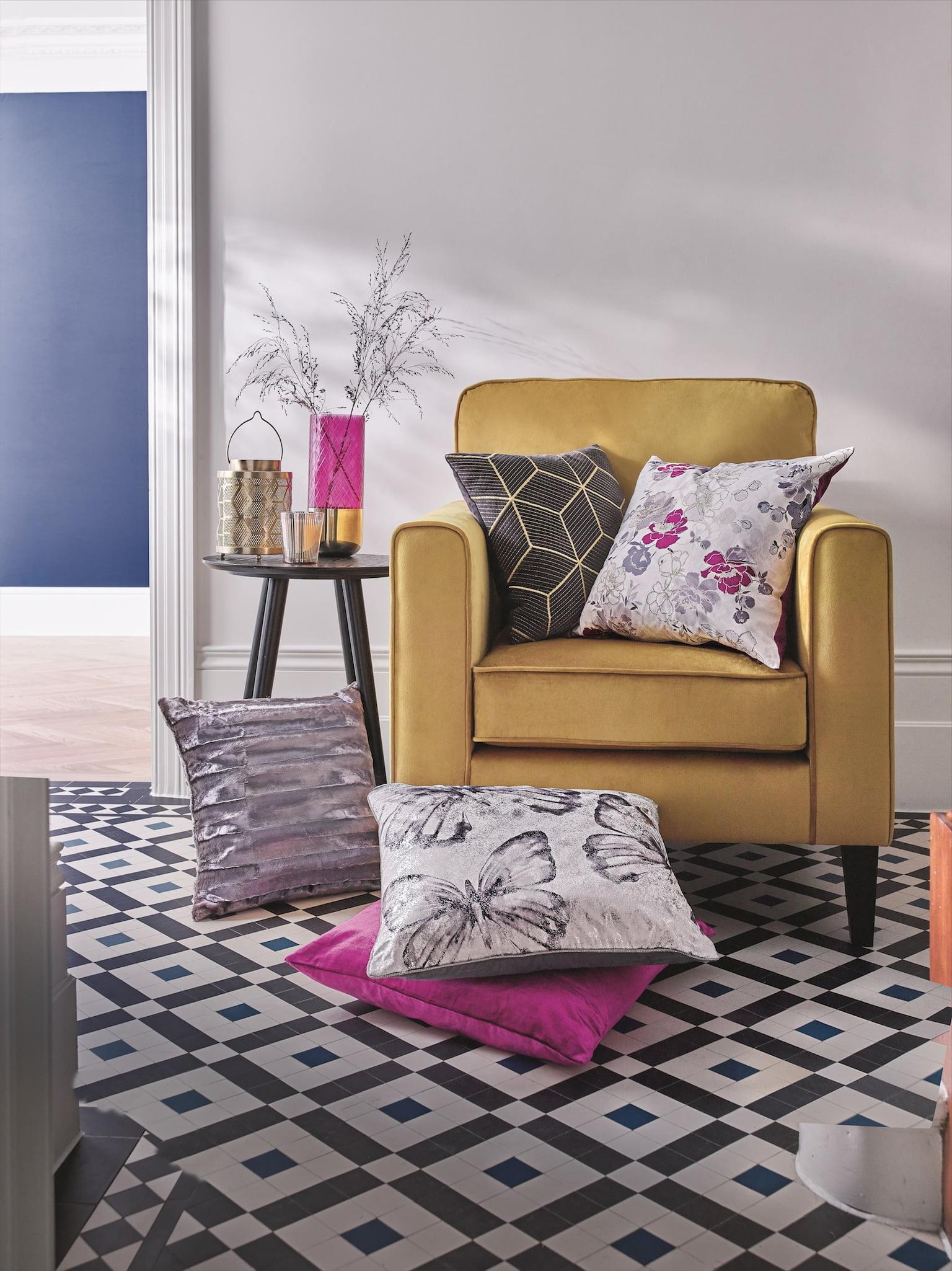 Fox & Ivy Cushions | Tesco SS18