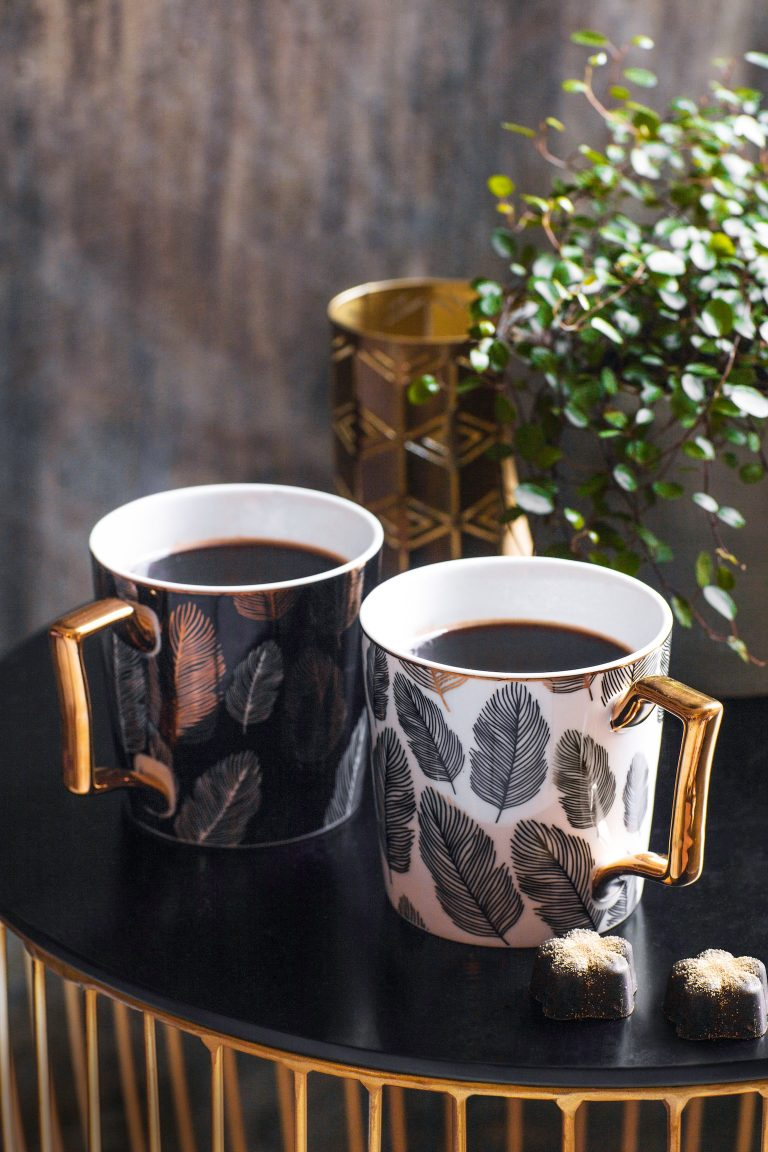 Fox and Ivy Mugs | Tesco SS18