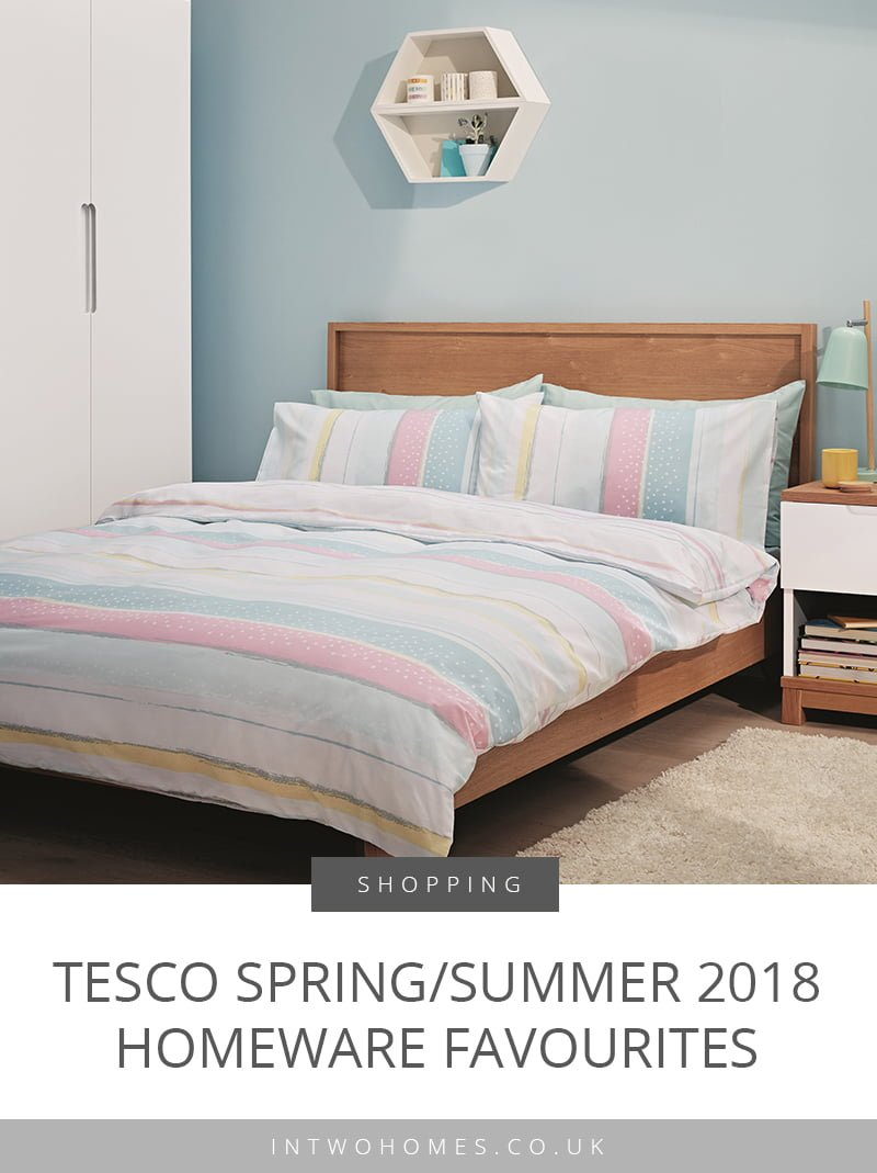 Tesco spring summer 2018 homeware and furniture