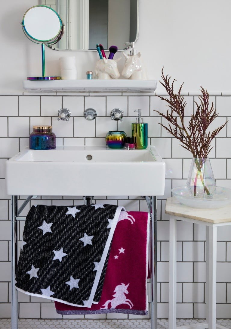 George Home AW18 Cosmic Bathroom