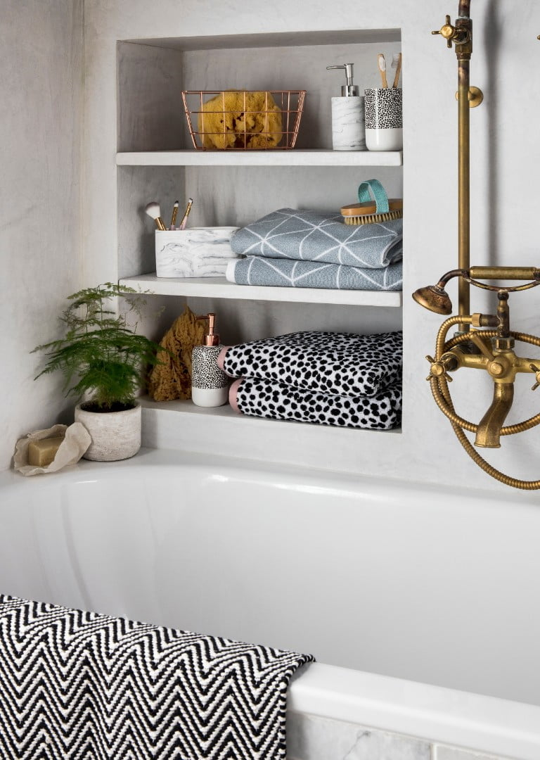 George Home AW18 Harmony Bathroom