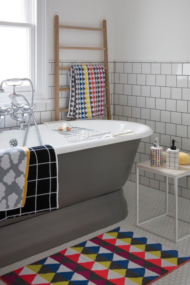 George Home AW18 Pop Bathroom