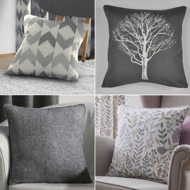 Soft Cushions from The Yorkshire Linen Company