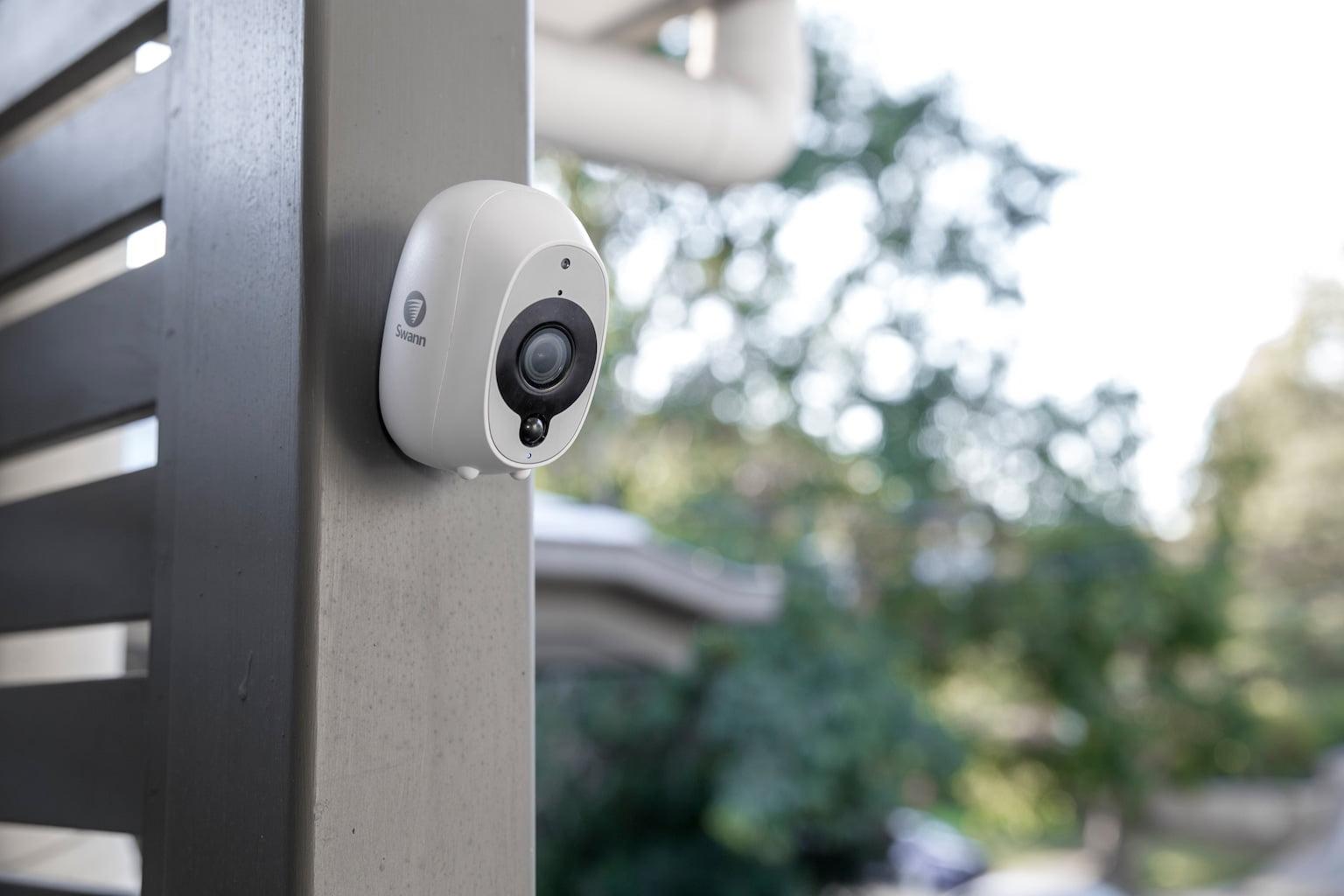 Swann Smart Security Wireless Camera