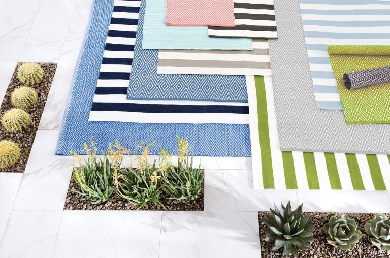 Colourful Outdoor Rugs