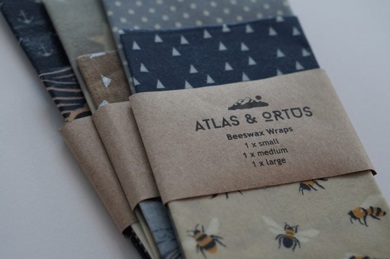 Atlas & Ortus Beeswax Wraps
