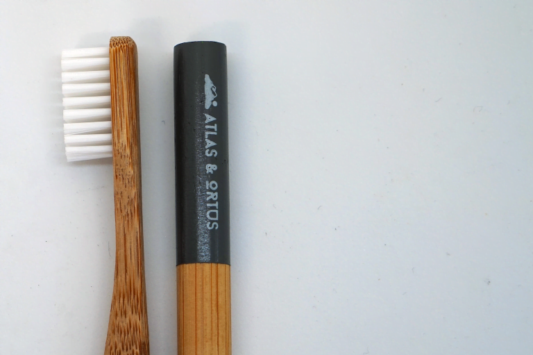 Bamboo Toothbrushes by Atlas & Ortus