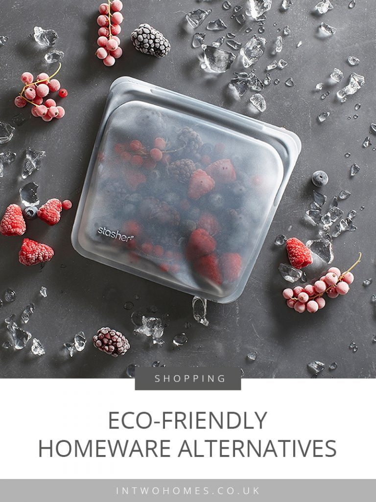 Eco-Friendly Homeware Alternatives