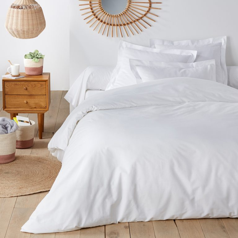 Scenario Organic 100% Cotton Duvet Cover from La Redoute