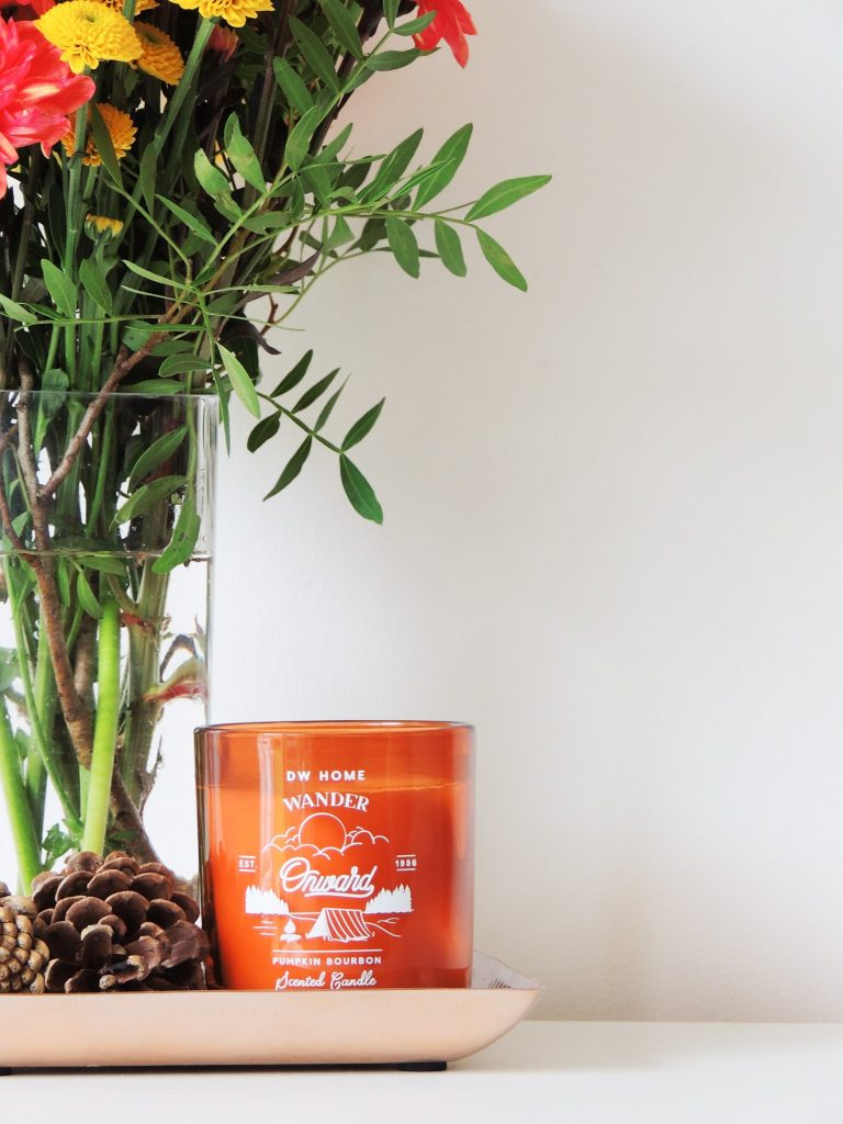Autumnal Homesense Candle