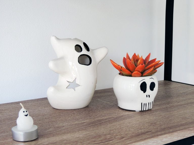 Ceramic Halloween Decorations