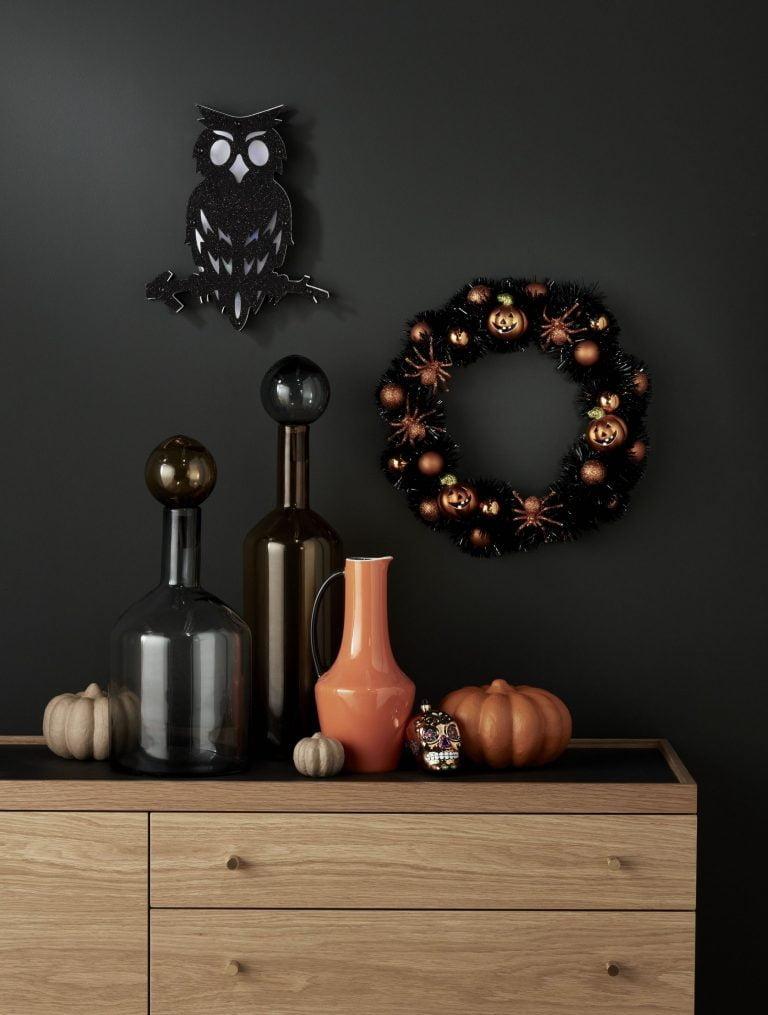 John Lewis Stylish Halloween Decor 2018