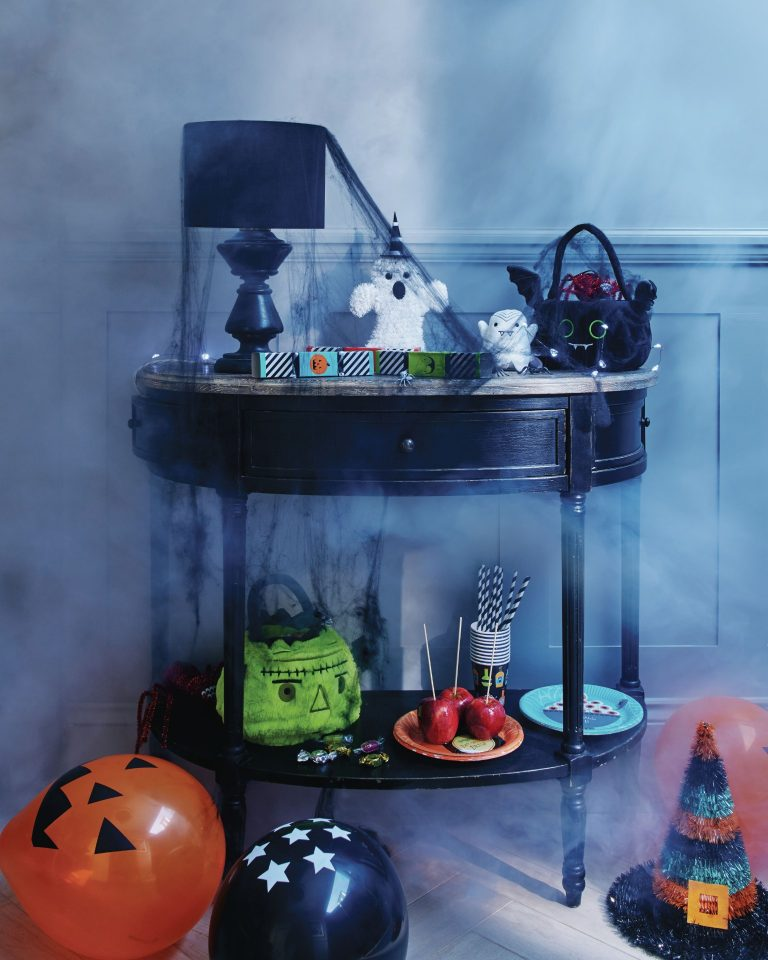 Sainsburys Halloween Party Accessories