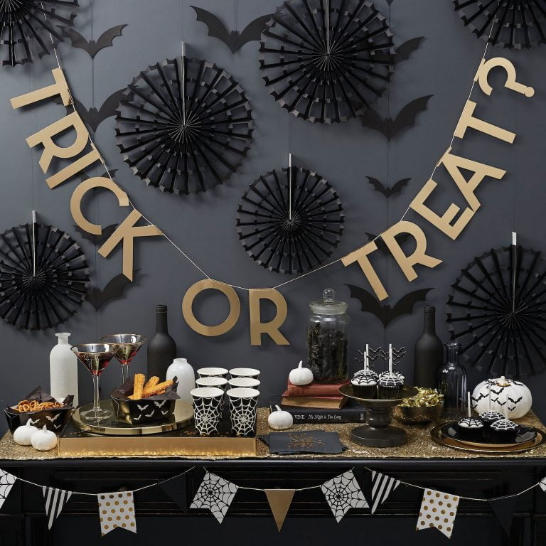 Trick Or Treat Ginger Ray Halloween Range