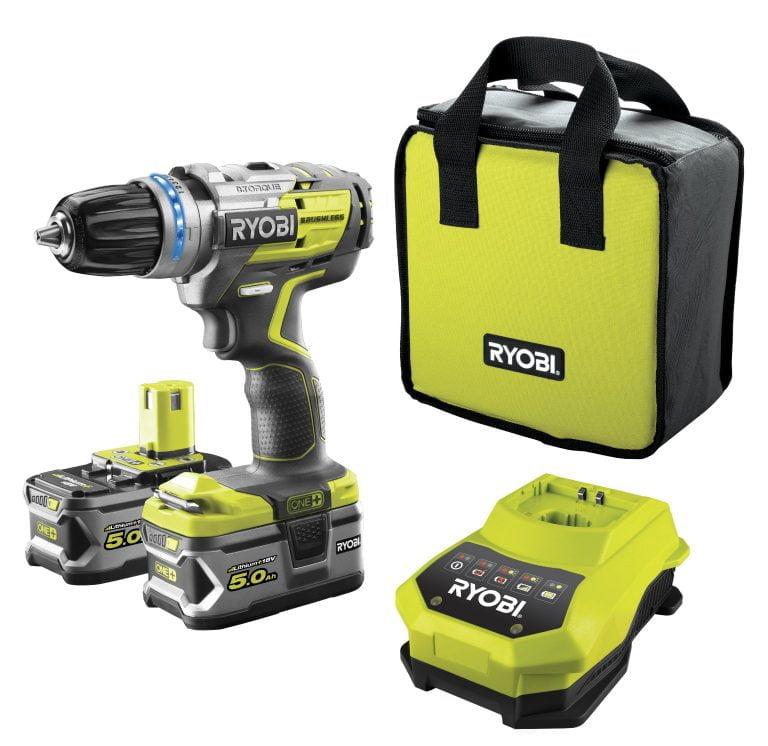 Brushless Combi Drill kit | Homeware Technology Gift List