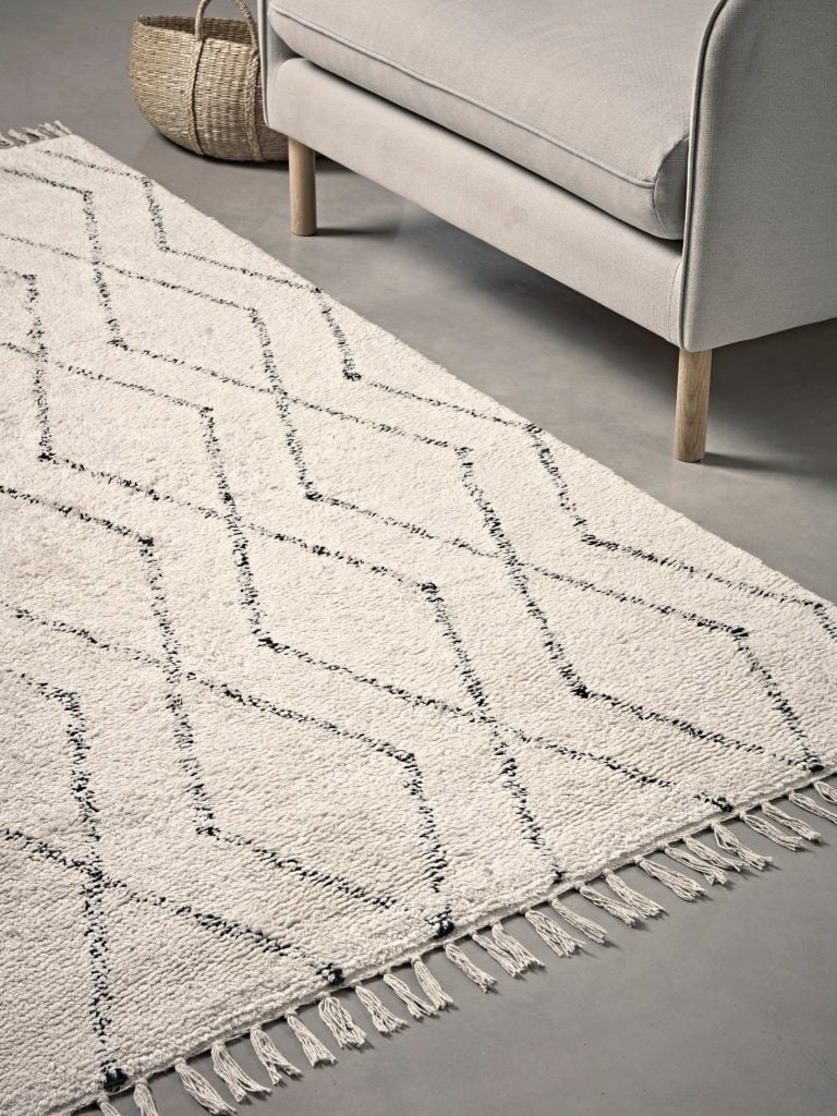 Cox and Cox Lusa Rug