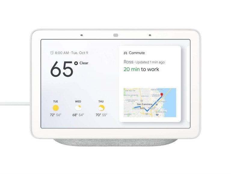 Google Home Hub | Homeware Technology Gift List