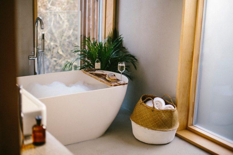 Cornwall Dry Creek House Bathroom