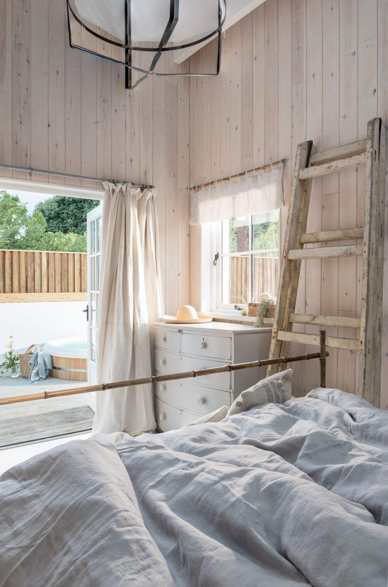 Cornwall The Cotton Tree Bedroom