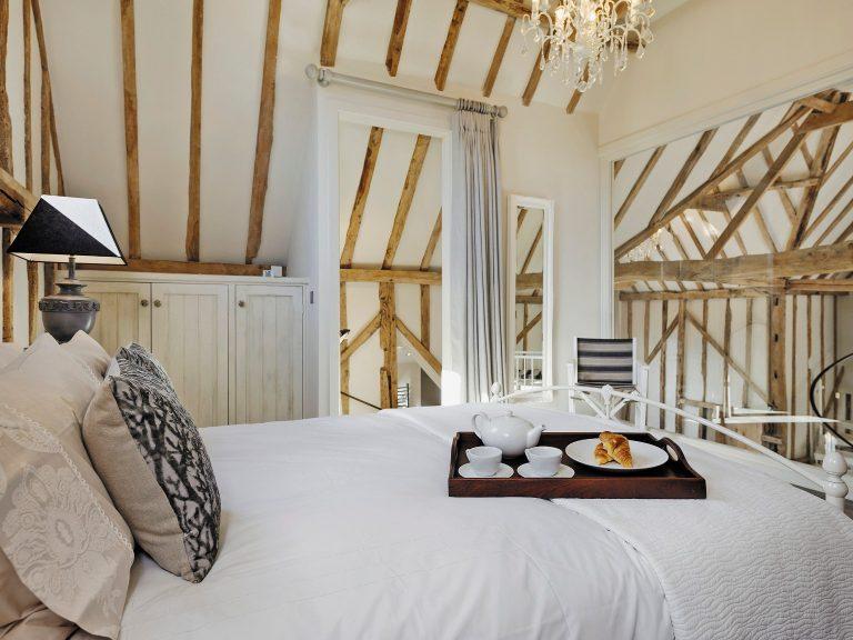 Essex Tatters Barn Bedroom