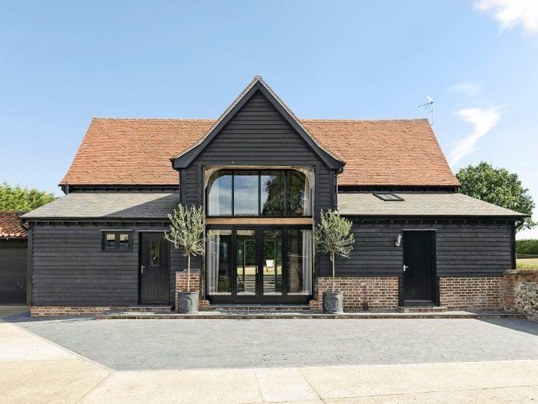 Essex Tatters Barn Exterior