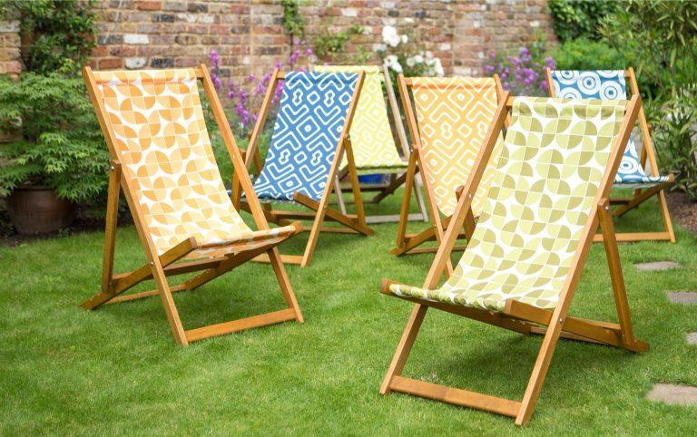 Welovecushions Deckchairs