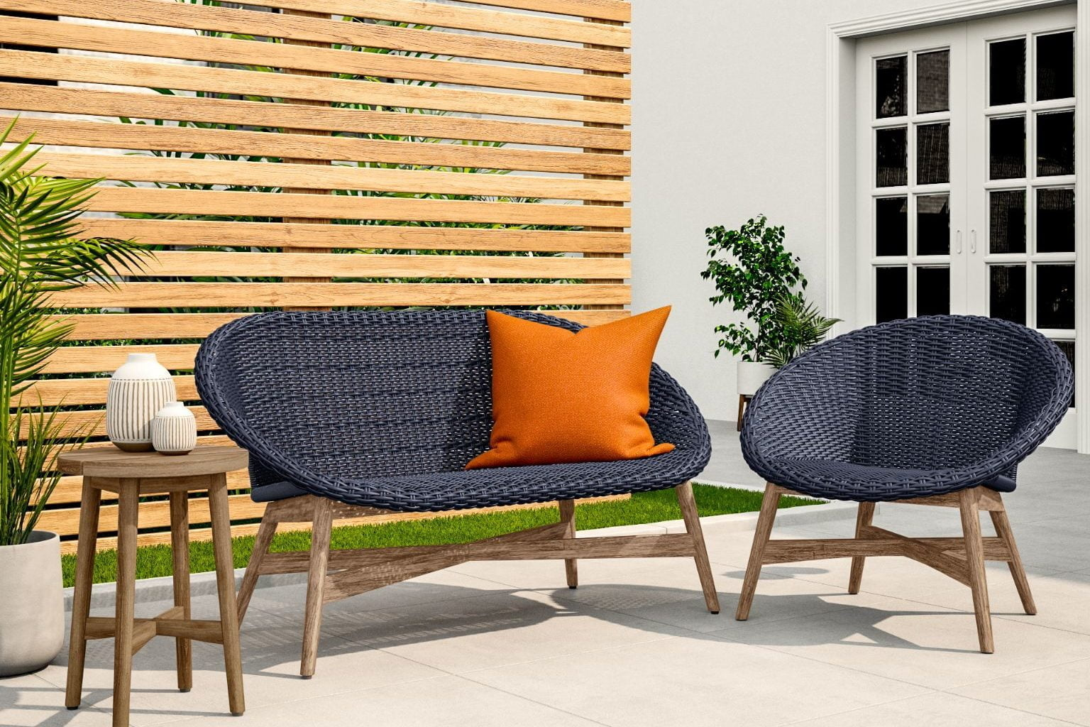 New Garden Furniture for 10 / Outdoor Furniture